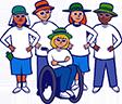 Jeff's Wheelchair Walks